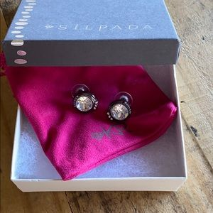 Silpada Glamour Earrings